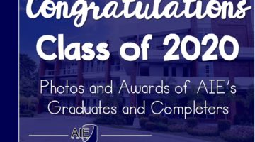 graduates and completers 2020 event