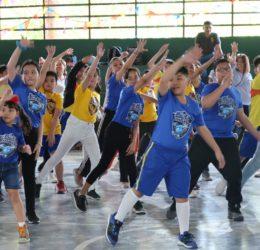 sportsfest zumba