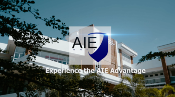 aie promotional vid cover event