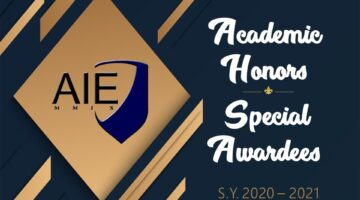 academic honors and special awardees event